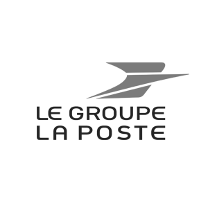 Logo Client Laposte